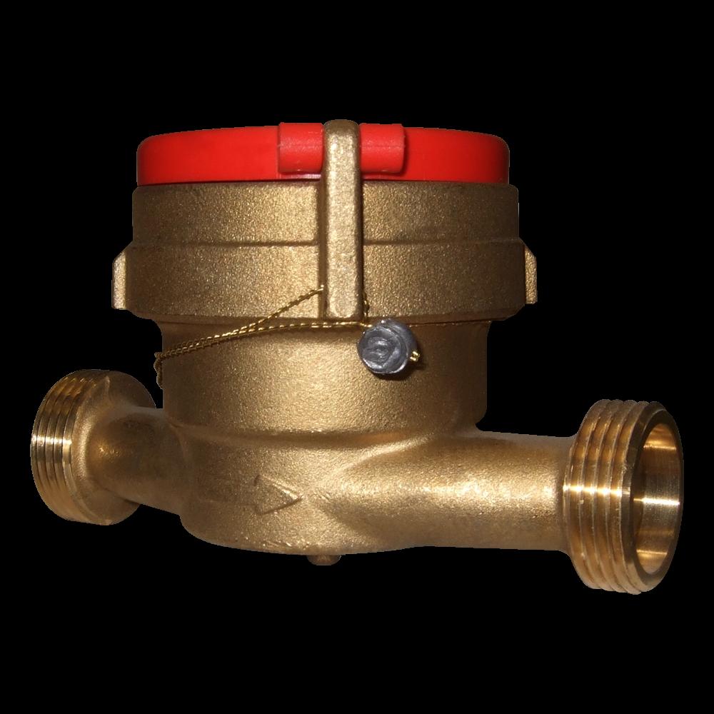 Hot Water Dial : B meters cpr ¾ quot hot water meter single jet wet dial