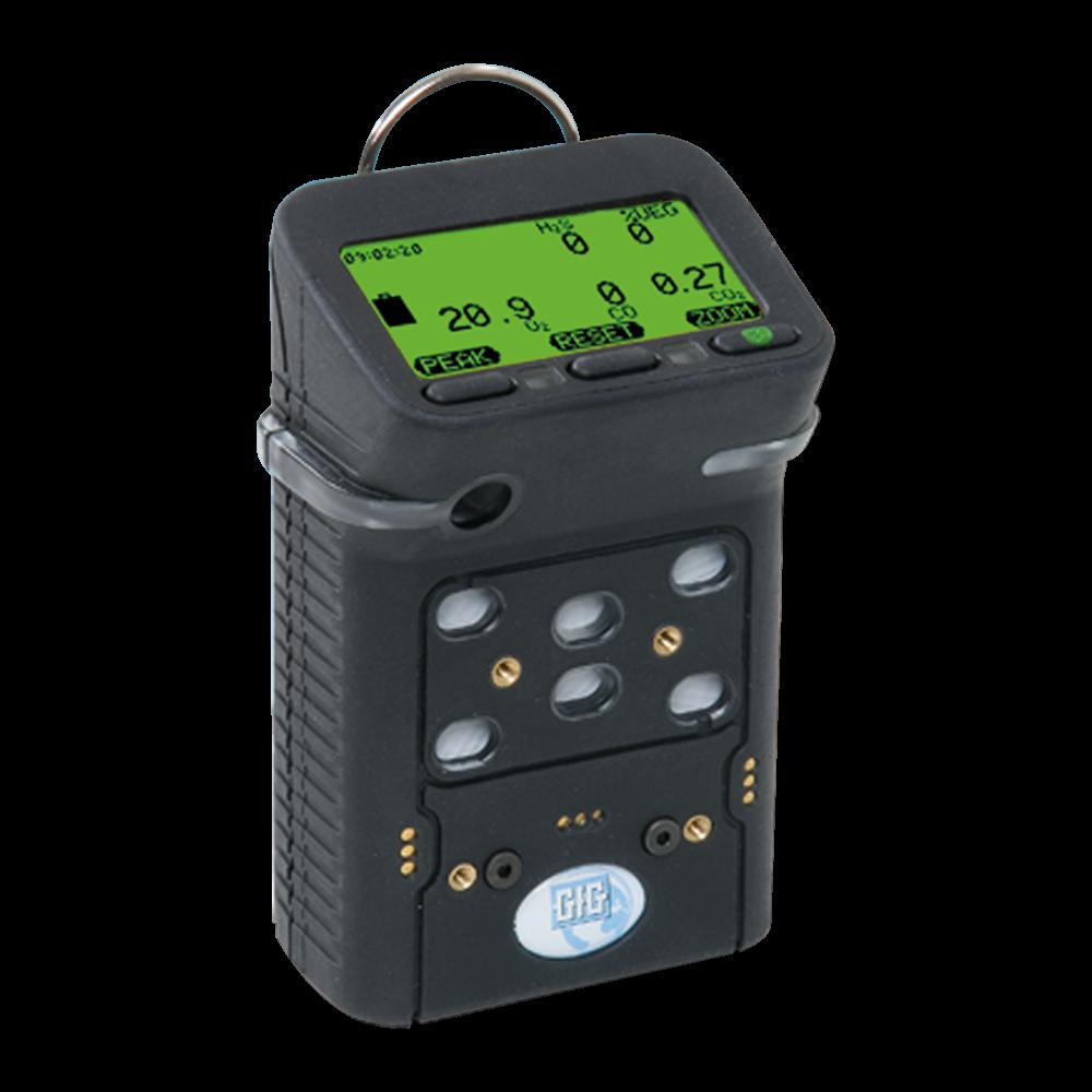 Portable Gas Detection >> GfG Microtector II G460 Portable Multi Gas Detector (1-7 Gases) | 247able