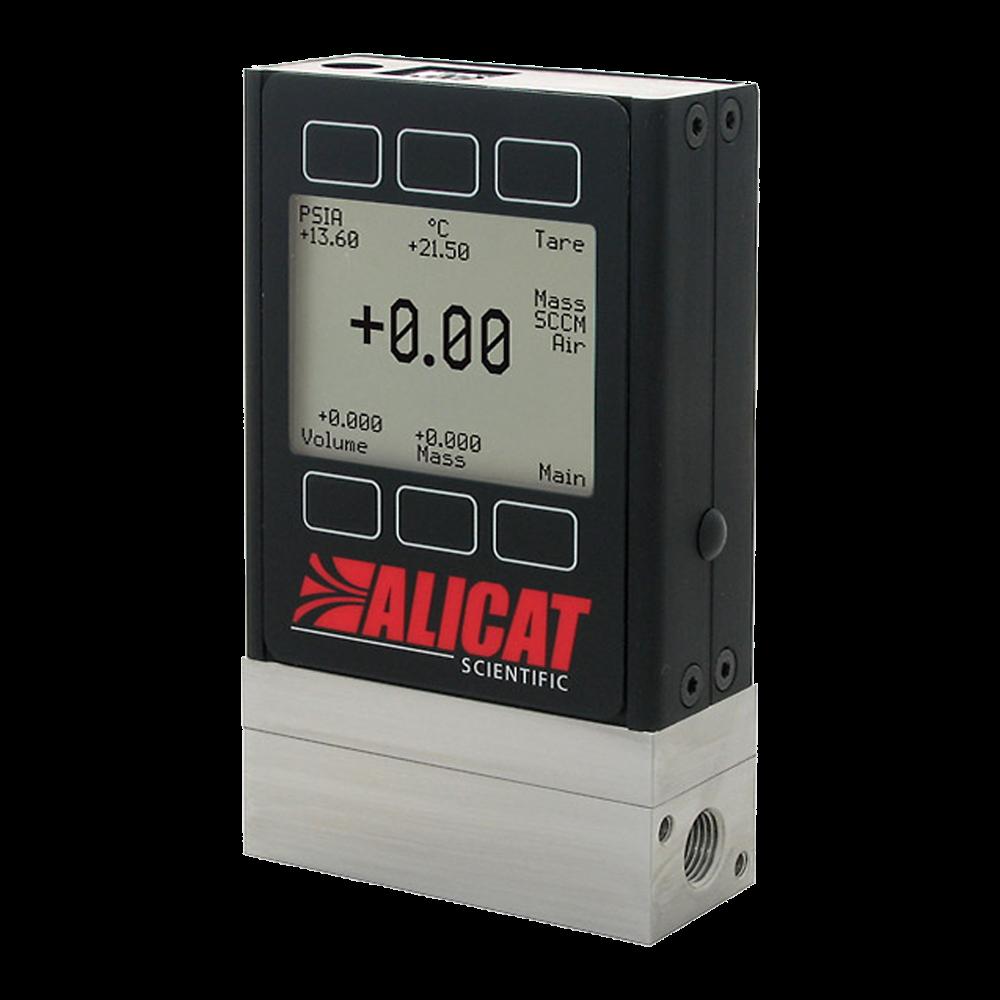 Alicat scientific m series laminar mass flow meter able
